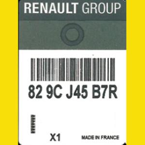 eticheta Renault
