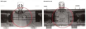 Radiografie bobine Beru